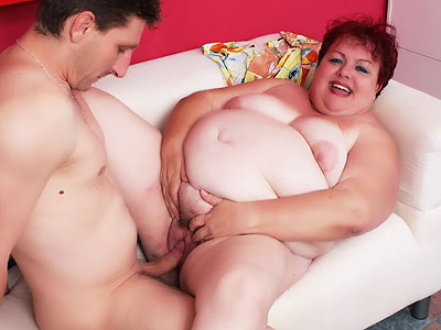 mature Plumper Pounded