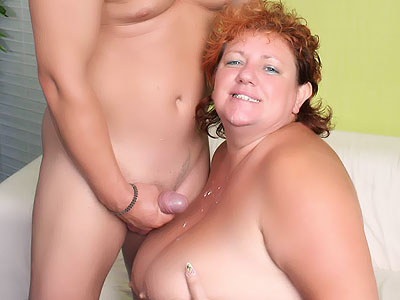 Sherrys Big exhausted Knockers Glazed