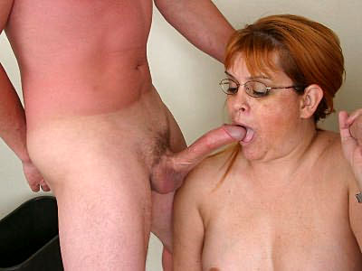 ramrod Starved Mature Plumper Fritz