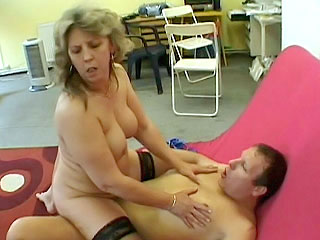 Theres nothing like having your cock taken care of by an experienced mature slut like Dorothy Shes a chubby older lady that has been around the block and here she proves that she knows her way around and rides a cock like a total champ